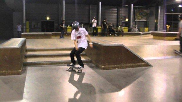 """""""Skate Park Palais de La Glisse Skateboarding"""""""