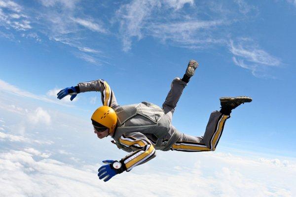 """""""Skydiving in Taiping Kuala Lumpur"""""""