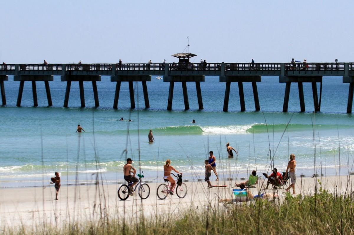 Beach Blvd Jacksonville Beach Florida
