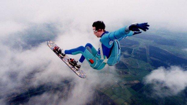 """""""Wels Skysurfing"""""""