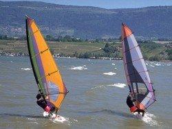 Yvonand Beach, Lausanne