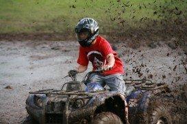 Blue Pont ATV Park, Hazlehurst, Jeff Davis County