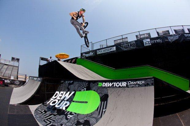 """""""BMX at Ocean Bowl Skate Park"""""""