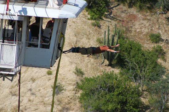 """""""Bungee Jumping at Wild Canyon Adventures"""""""