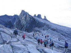 Mount Kinabalu, Kota Kinabalu