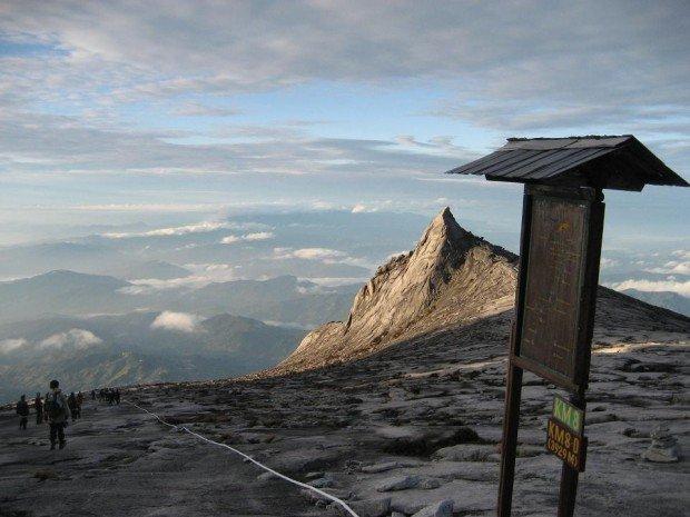 """Climbing Mount Kinabalu"""