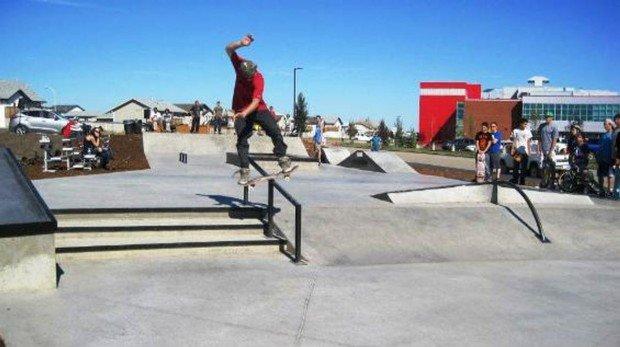 """""""King Albert Park Skateboarding"""""""