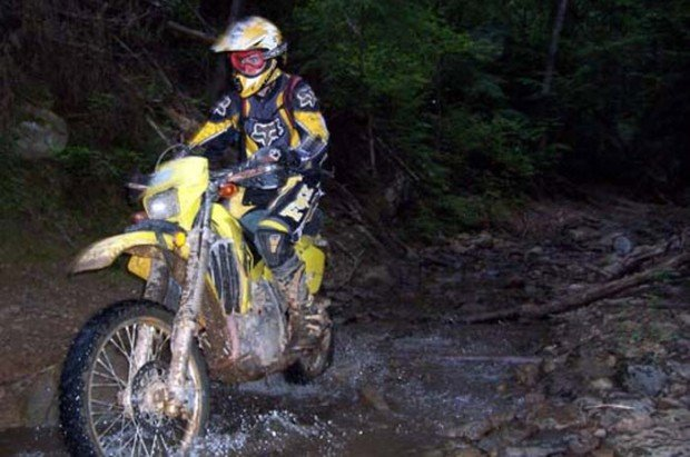 """""""Motocross in Town Creek OHV Trail System"""""""
