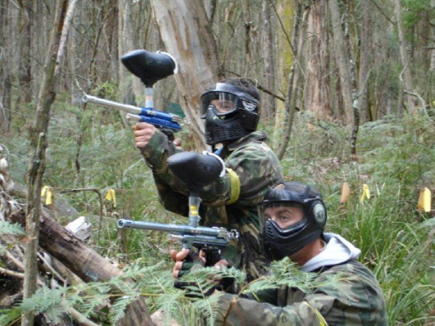 """""""Paintball in Pavo"""""""