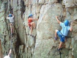 Seneca Rocks, Pendleton County