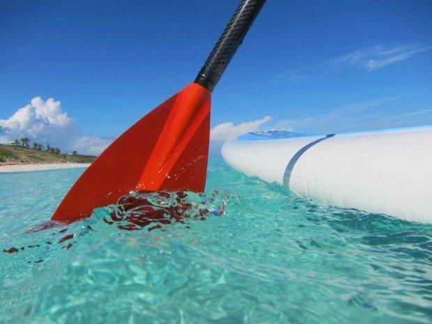 ''SUP at Runaway Beach Image 3''
