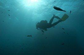 Akrotiri Reef, Santorini Island