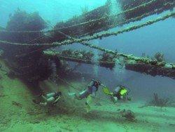 Antilla Wreck, Aruba