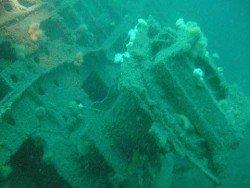 U-260 Wreck, Cork