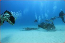 Usukan Bay Upside-down Wreck, Kota Kinabalu
