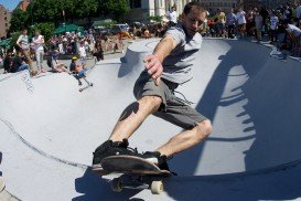 Skatepark des Ursulines, Brussels