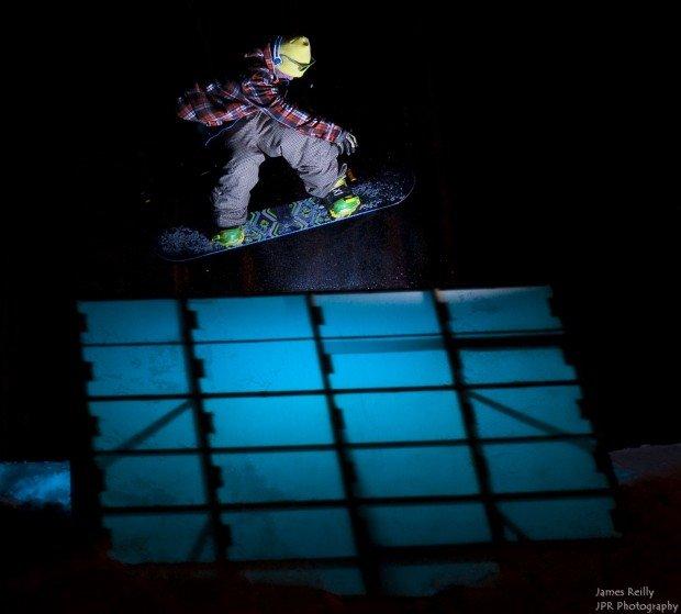 """""""Snowboarding at Mountian Creek"""""""