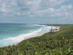 Surfer's Beach, Eleuthera Island