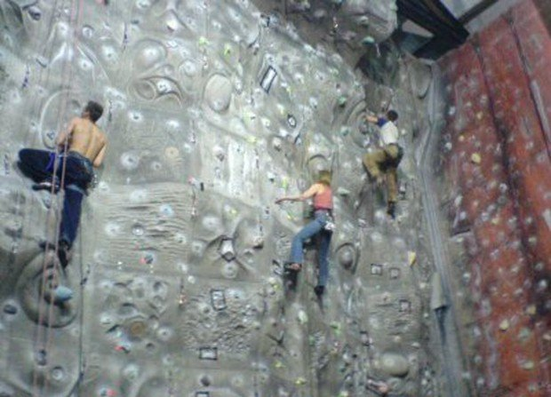"""""""The Hague Indoor Rock Climbing"""""""