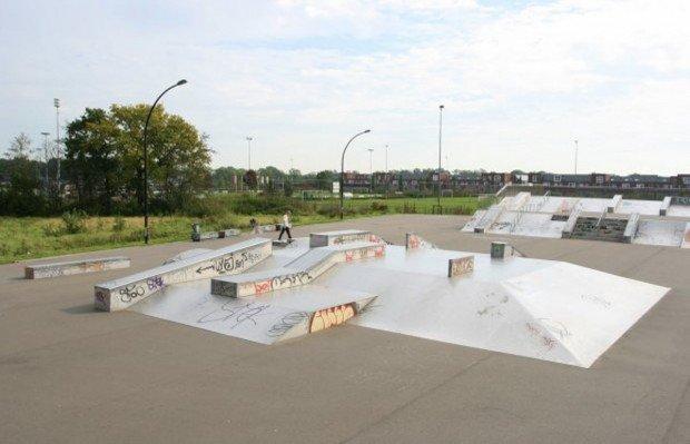 """Vathorst Skatepark"""
