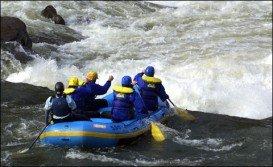 Gauley River, Vector