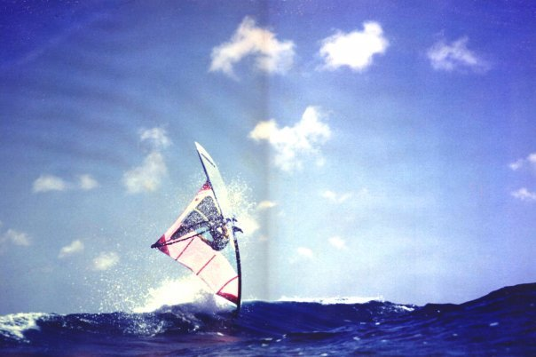 ''Wind Surfing at Silver Sands Image 1''