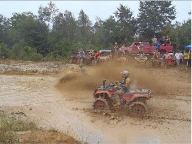 """""""ATV in Red Creek NOLA Offroad Park"""""""