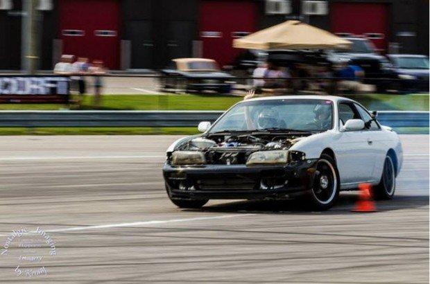 """NOLA Motorsports Park Drag Racing"""