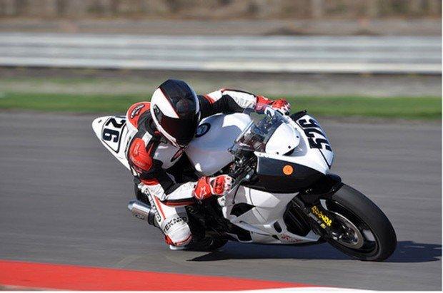 """NOLA Motorsports Park Motorcyclist"""
