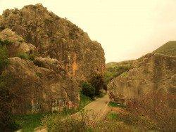 Dhiarizos Climbing Area, Paphos