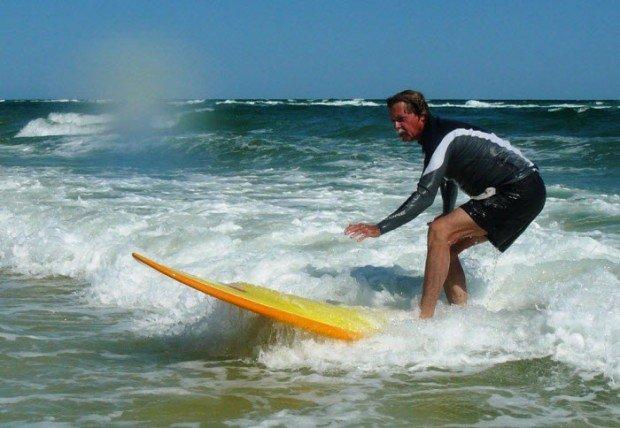 """""""Chandeleur Islands Surfing"""""""