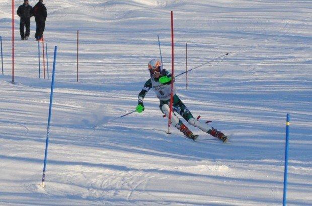 """Alpine Skiing at Catamount Ski Area"""