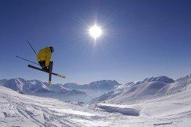 Gulmarg Ski Resort, Jammu & Kashmir
