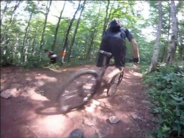 """Alum Creek State Park Trail Mountain Biking"""