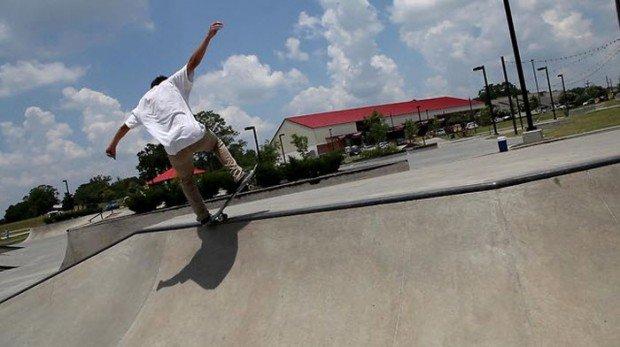 """""""Baton Rouge Skate Park Skate Boarding"""""""