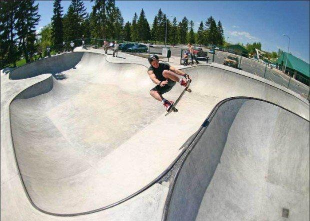 """Dreamland Skate Park Skate Boarding"""