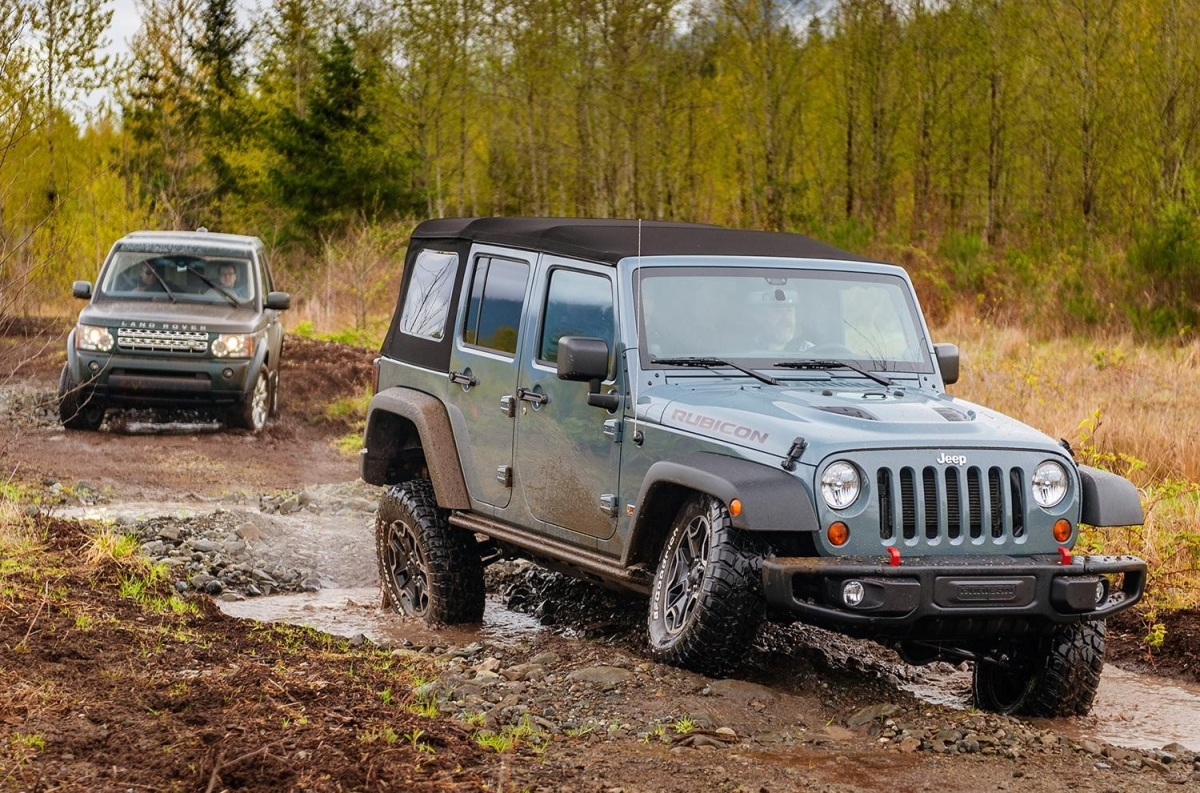Off Roading Near Me >> Four Wheel Driving Meadow Mountain Trail System Grantsville Maryland Usa