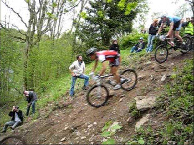 """Kerry Stamey Memorial Trail Mountain Biking"""