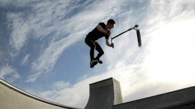 Glasgow Skatepark, Newark