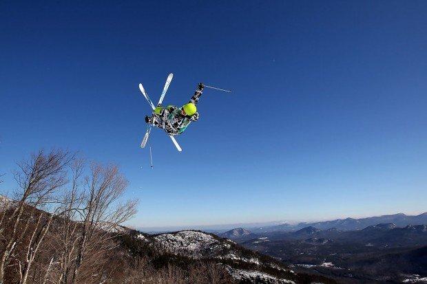 """Skiboarding at Whiteface Mountain Ski Center"""