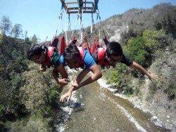 Mohanchatti Jump Zone, Rishikesh