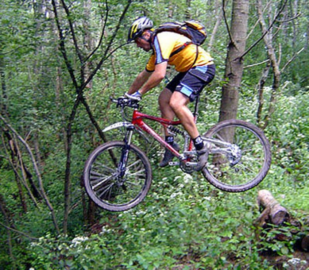 """AEP Mountain Biking"""