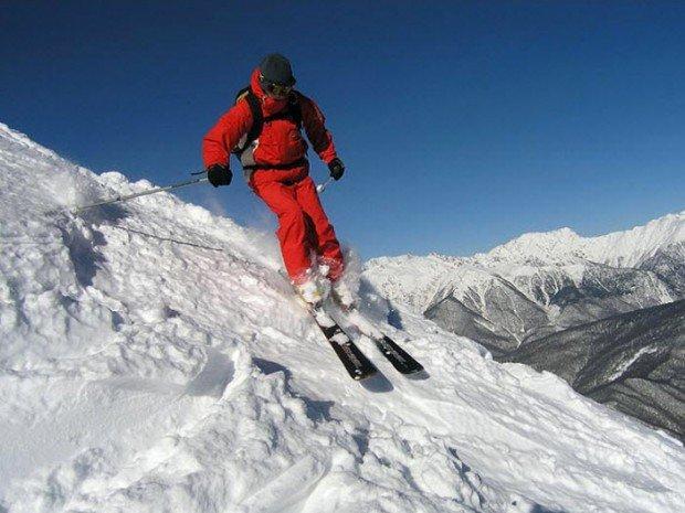 """""""Alpine Skier"""""""