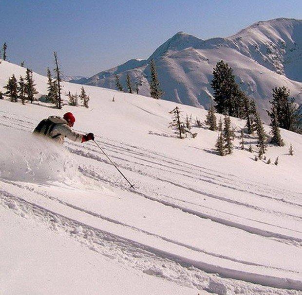 """Alpine Skiing in Vorob'evy Gory"""