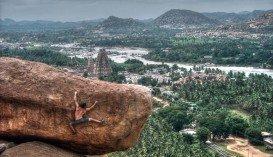 Hampi Rocks, Karnataka
