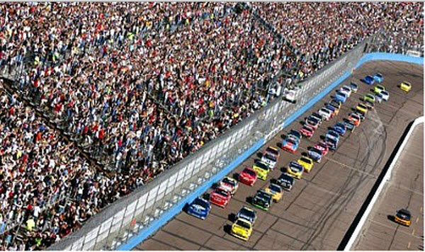 """""""Chicagoland Speedway Drag racing"""""""