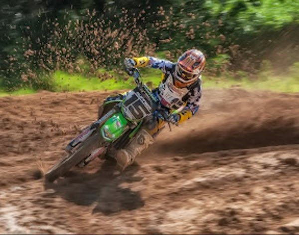 """""""Motocross in Pike State Forest"""""""