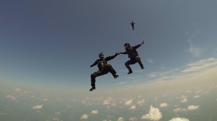 Skydiving Rochelle Ogle County Illinois USA