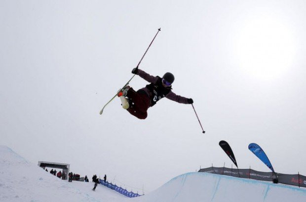 """Rosa Khutor Extreme Park Alpine Skiing"""