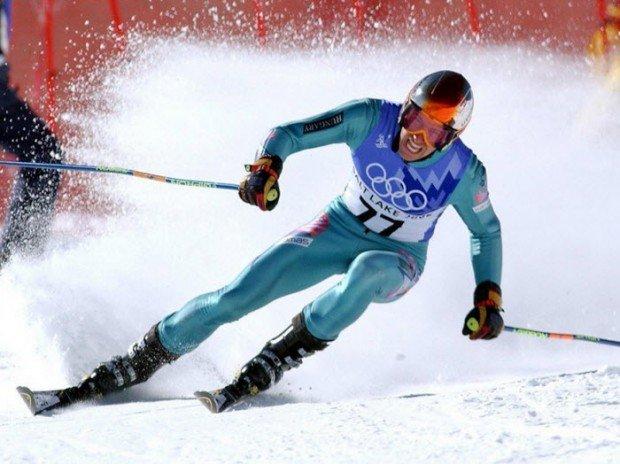 """Rosa Khutor Ski Resort Speed Skiing"""